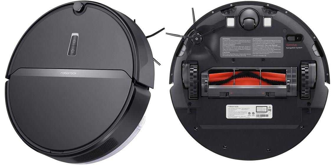 Roborock E4 - Diseño