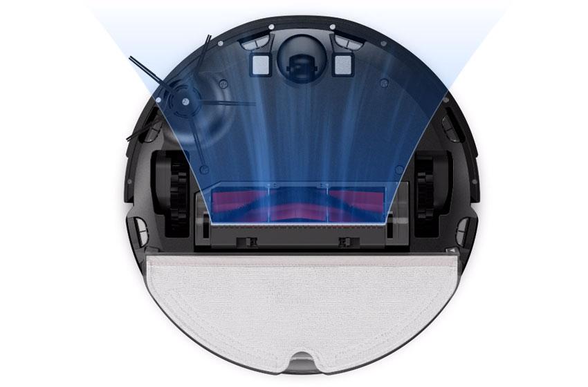 Roborock S6 MaxV - Parte inferior