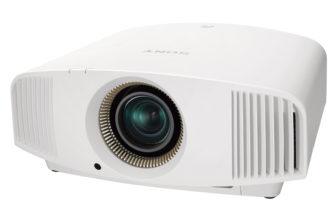 Sony y Sarte Audio ahora realizan demostraciones remotas de proyectores 4K