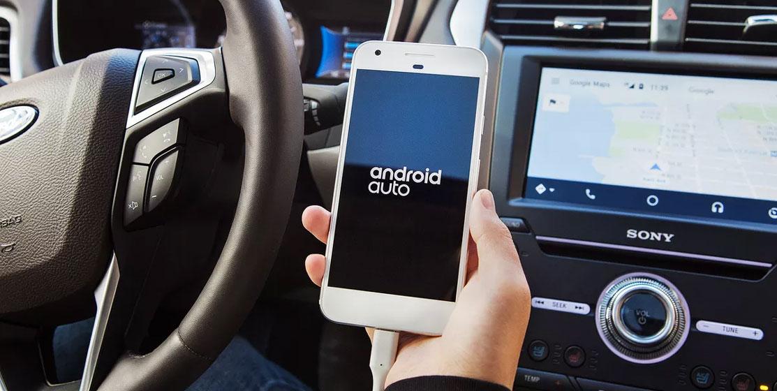 Todos los automóviles de Ford contarán con Android Auto a partir de 2023