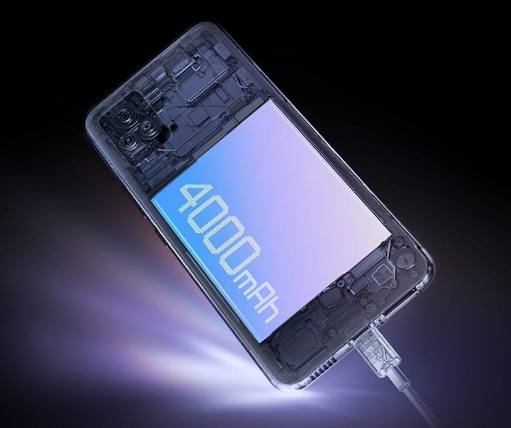 Vivo S7t - Batería