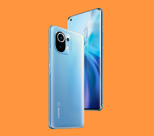 Xiaomi Mi 11 - Diseño