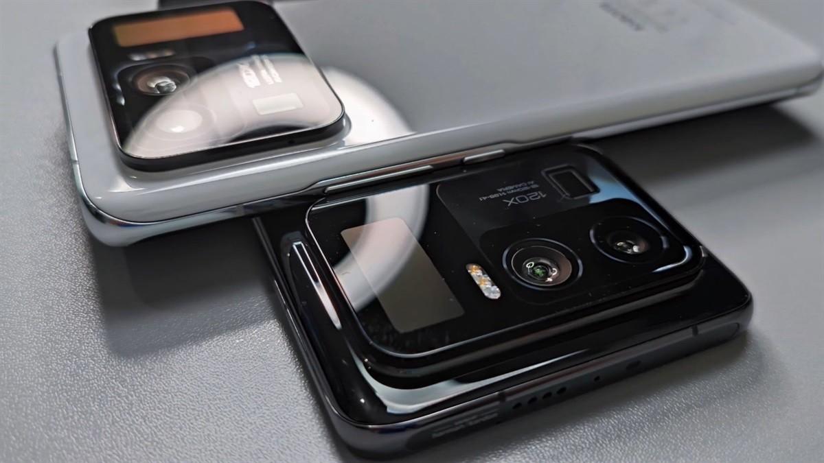Xiaomi Mi 11 Ultra - Variantes de color