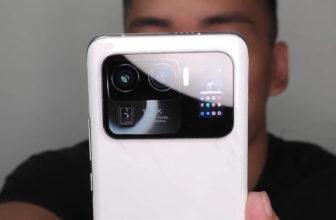 Xiaomi Mi 11 Ultra se muestra con impresionante cámara y pantalla secundaria