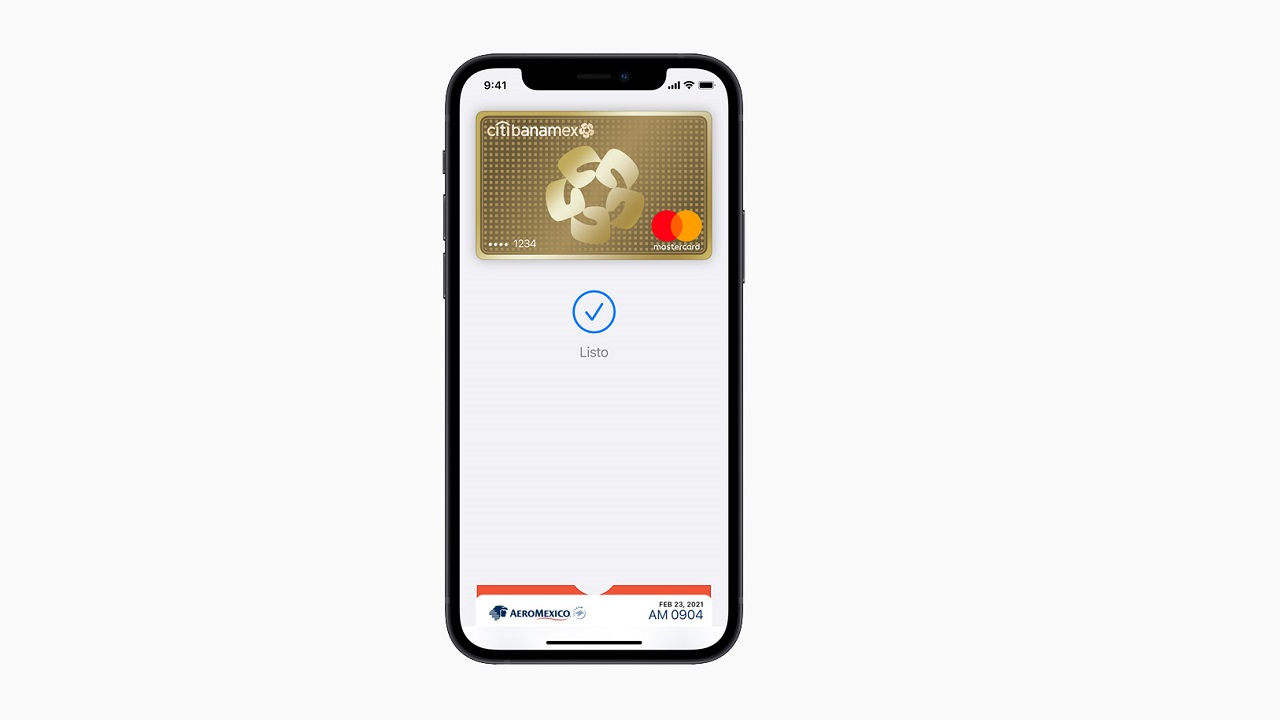 apple pay en mexico