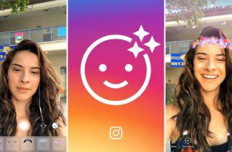 filtros en Instagram