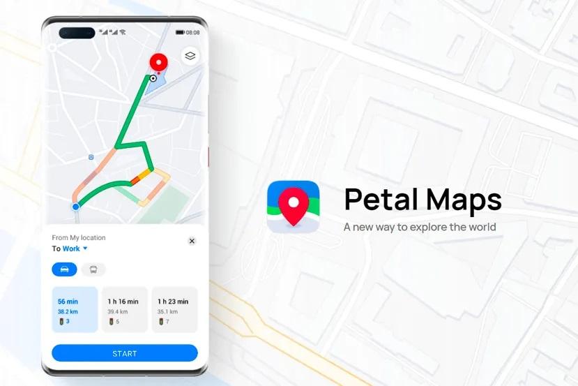 petal maps novedades