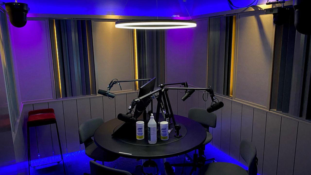 Aftonbladet renueva su estudio con lo último en cámaras IP de Sony