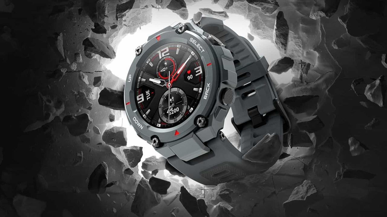 AmazfitT-Rex Pro, así sería el smartwatch más resistente deHuami