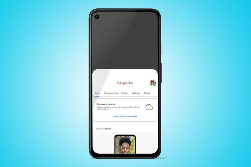 Android 12 DP2 - Modo de una mano