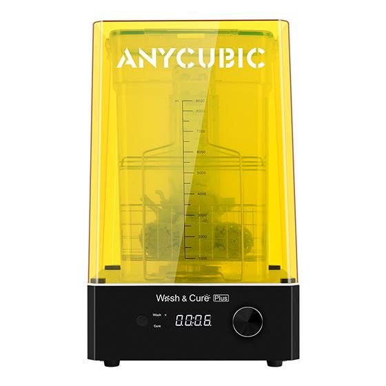 Anycubic Wash&Cure Plus - Recipiente de limpieza