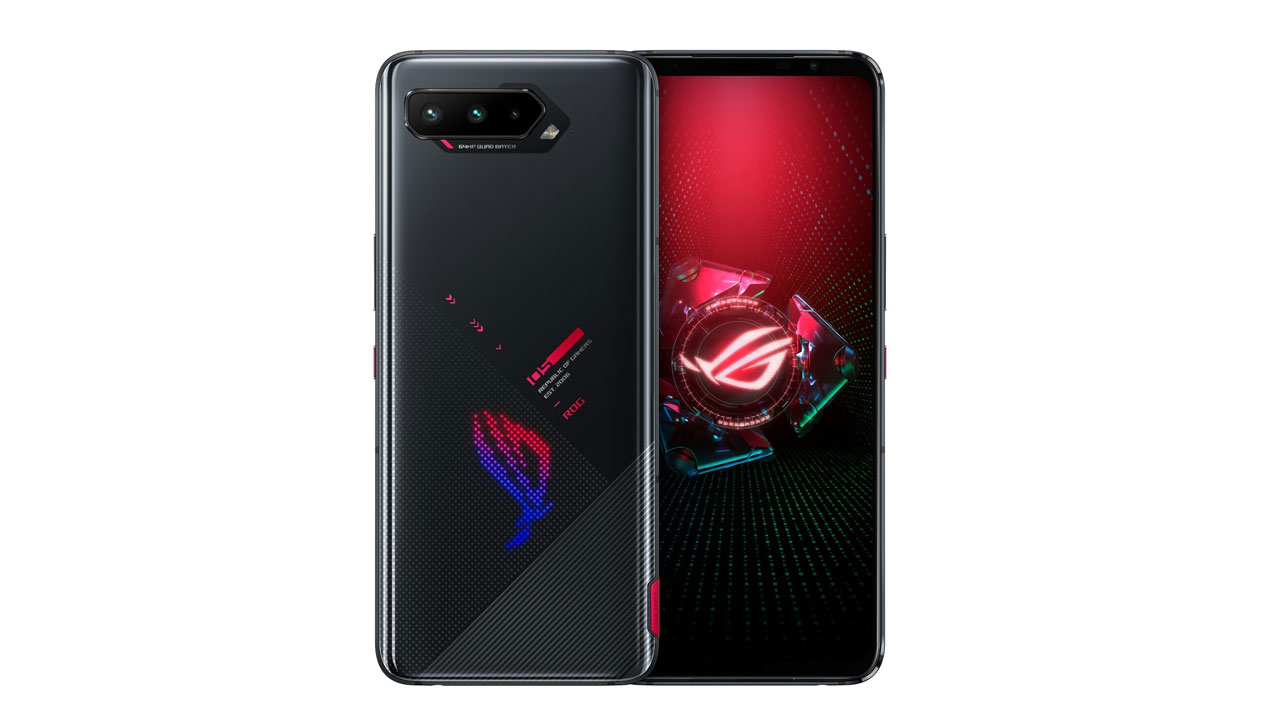 Asus Rog Phone 5 - Destacada