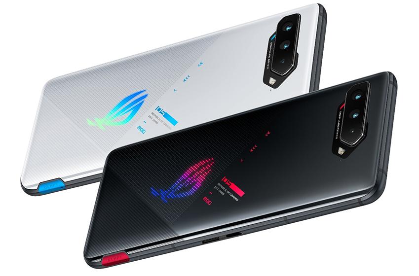 Asus Rog Phone 5 - Diseño