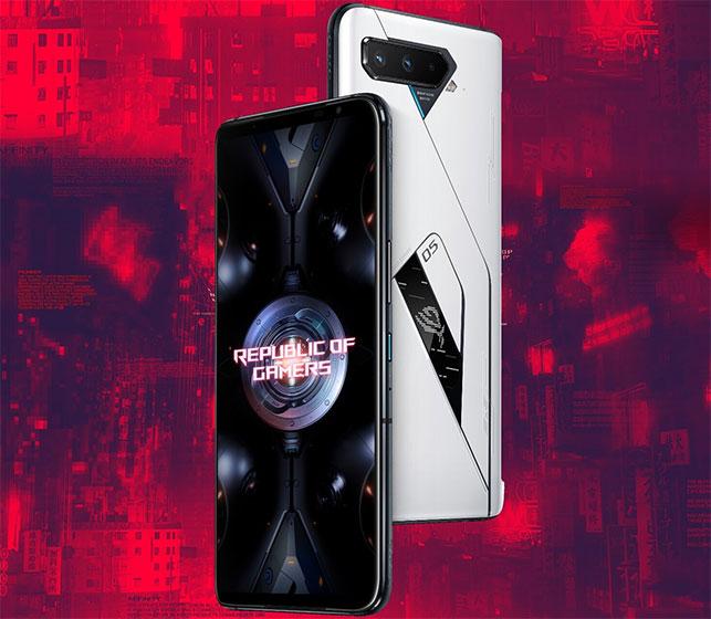 Asus Rog Phone 5 Pro y Ultimate