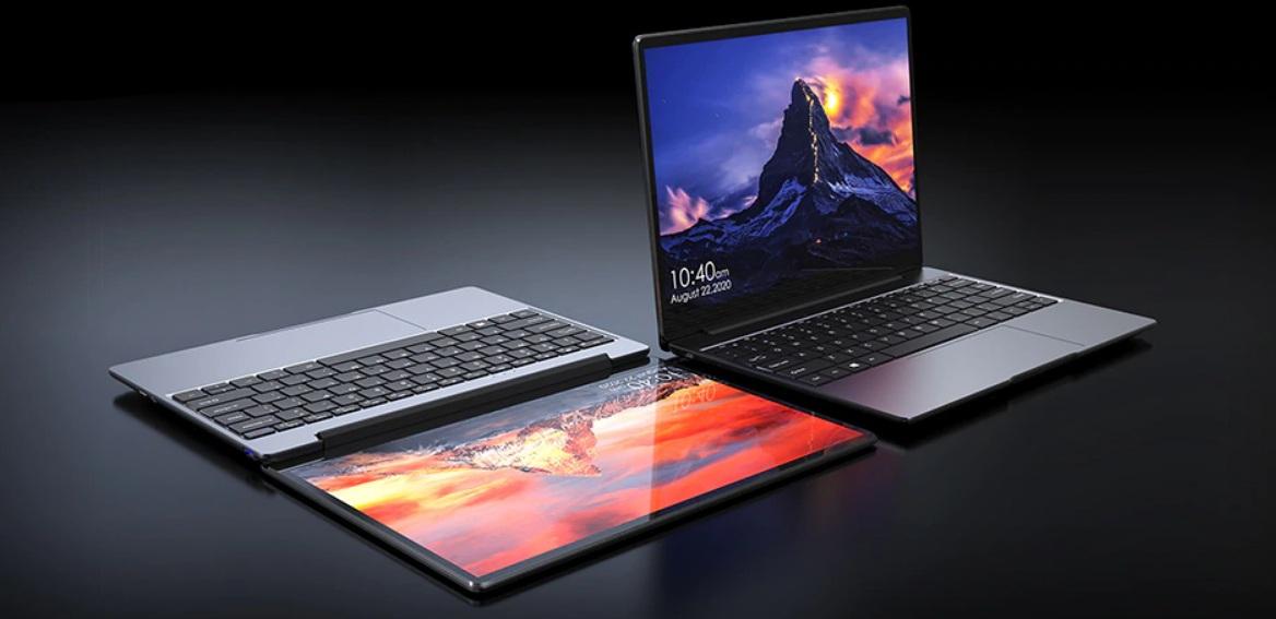 CHUWI GemiBook Pro - Diseño delgado