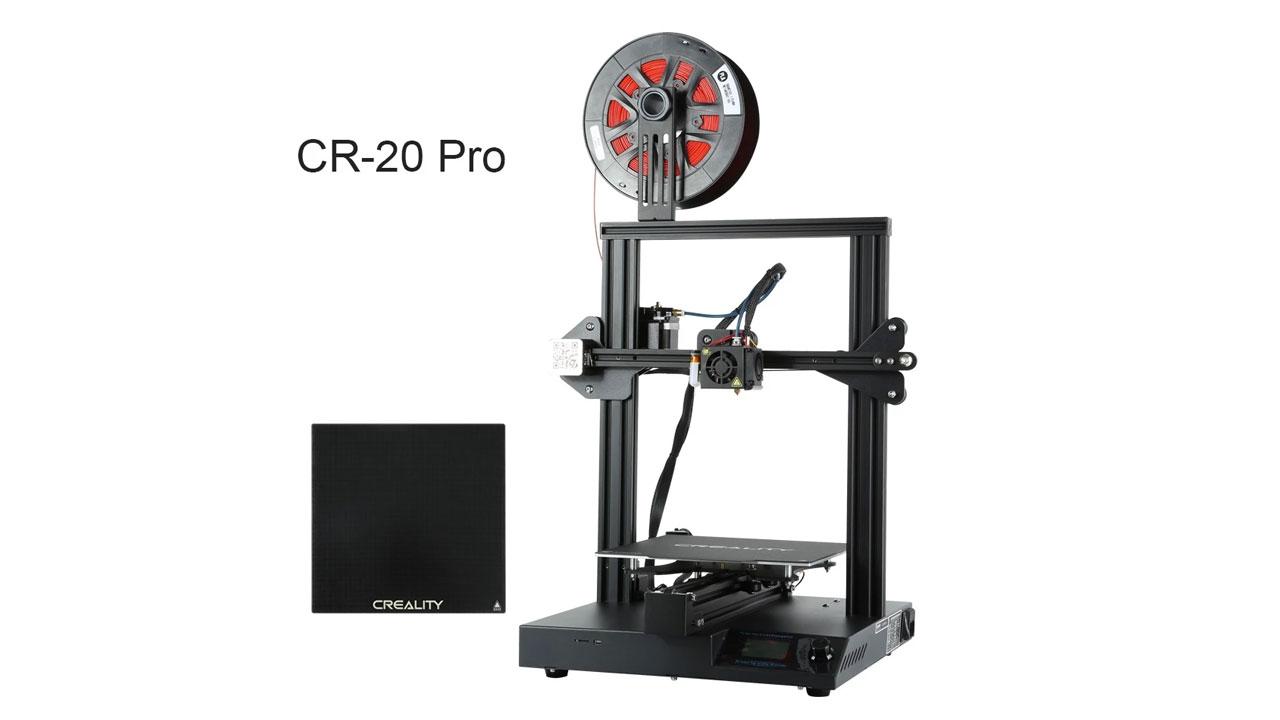 Creality CR-20 Pro, una impresora de gama media que no decepciona