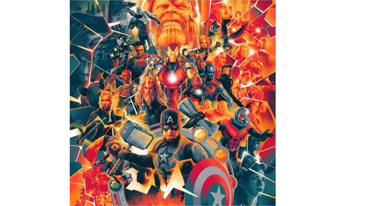 Disco Vinilo X3 Avengers Endgame