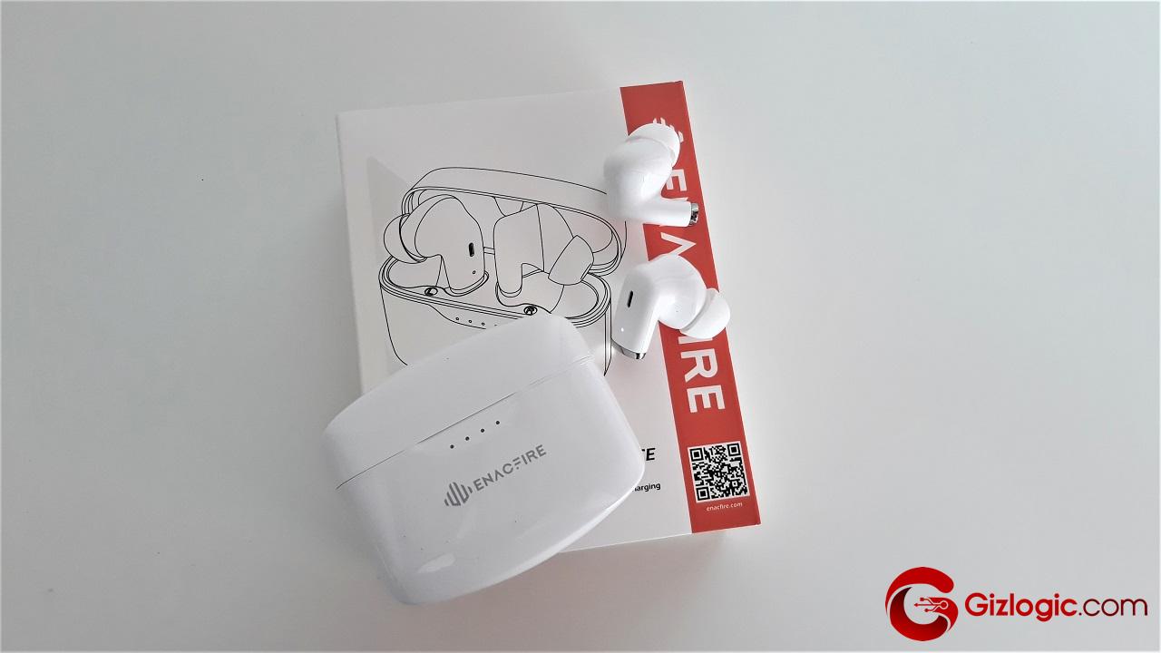 ENACFIRE E90, probamos estos compactos auriculares inalámbricos