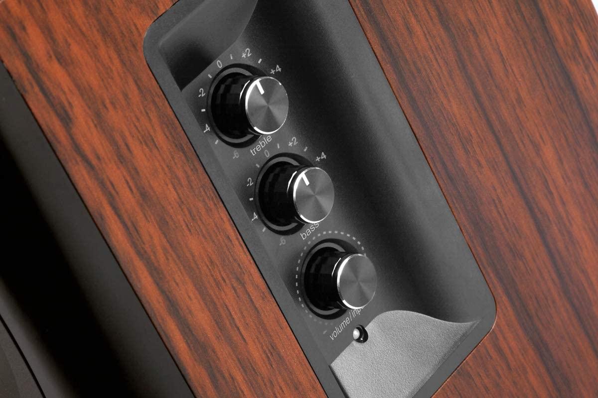 Edifier S360DB - Controles de sonido