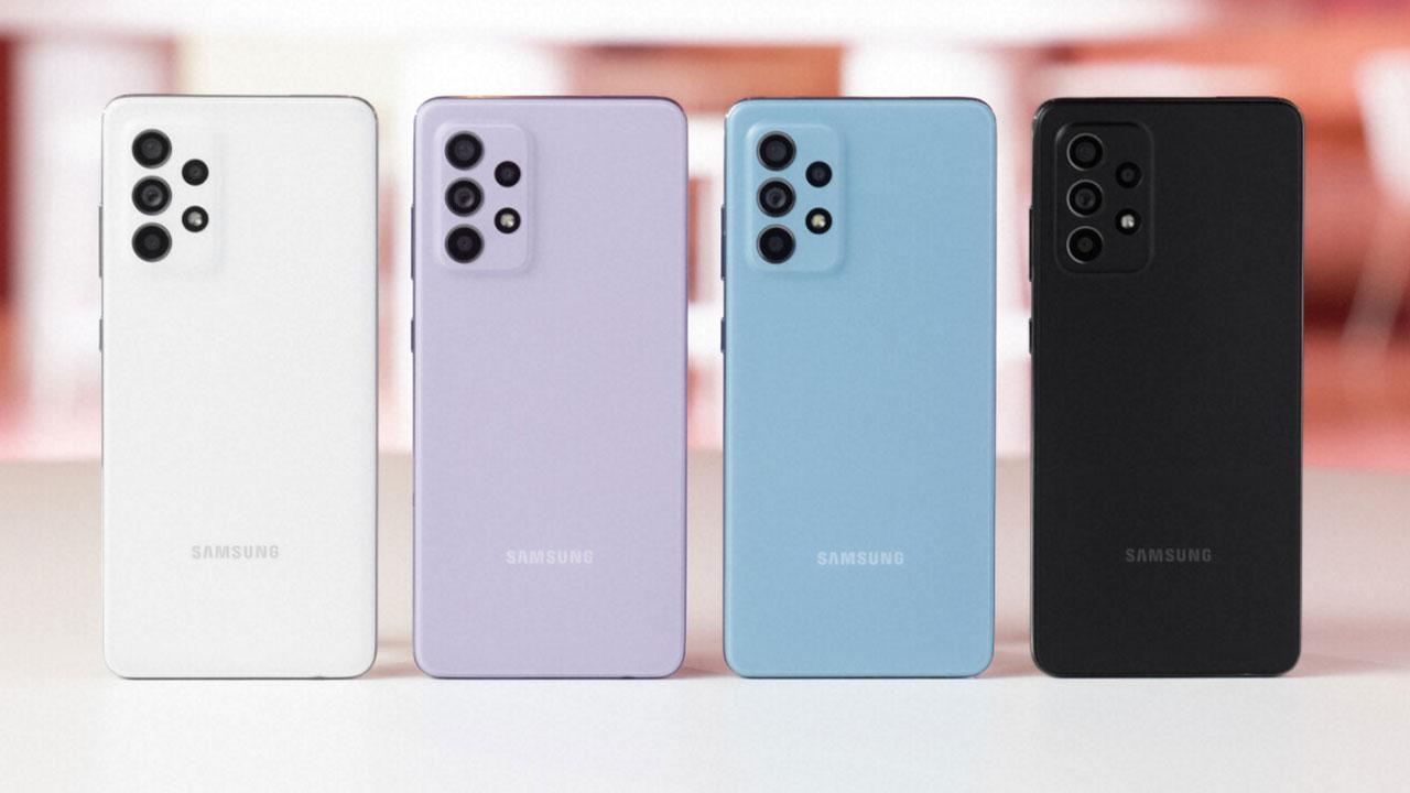Galaxy A52 y Galaxy A72, Samsung hace retumbar la gama media con estos móviles