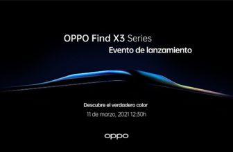 fecha de presentación del oppo find x3 pro