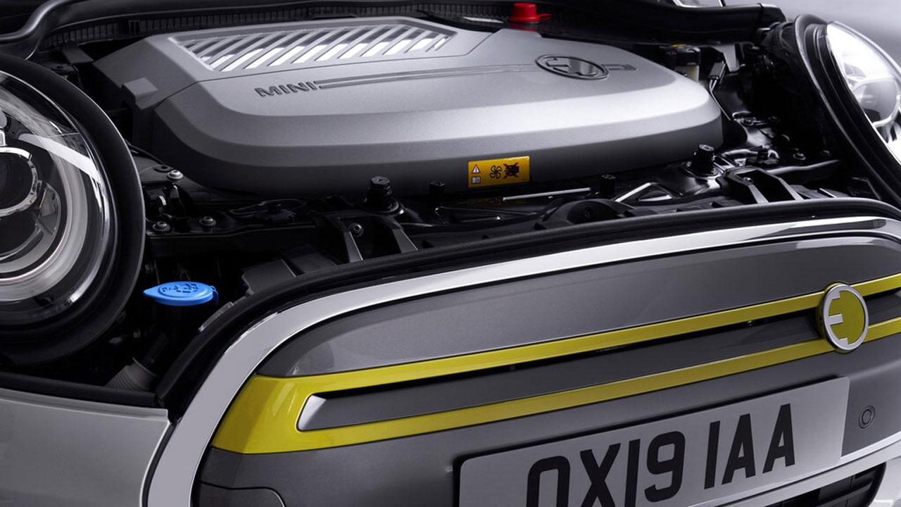 MINI hará el cambio definitivo a coches eléctricos en 2030