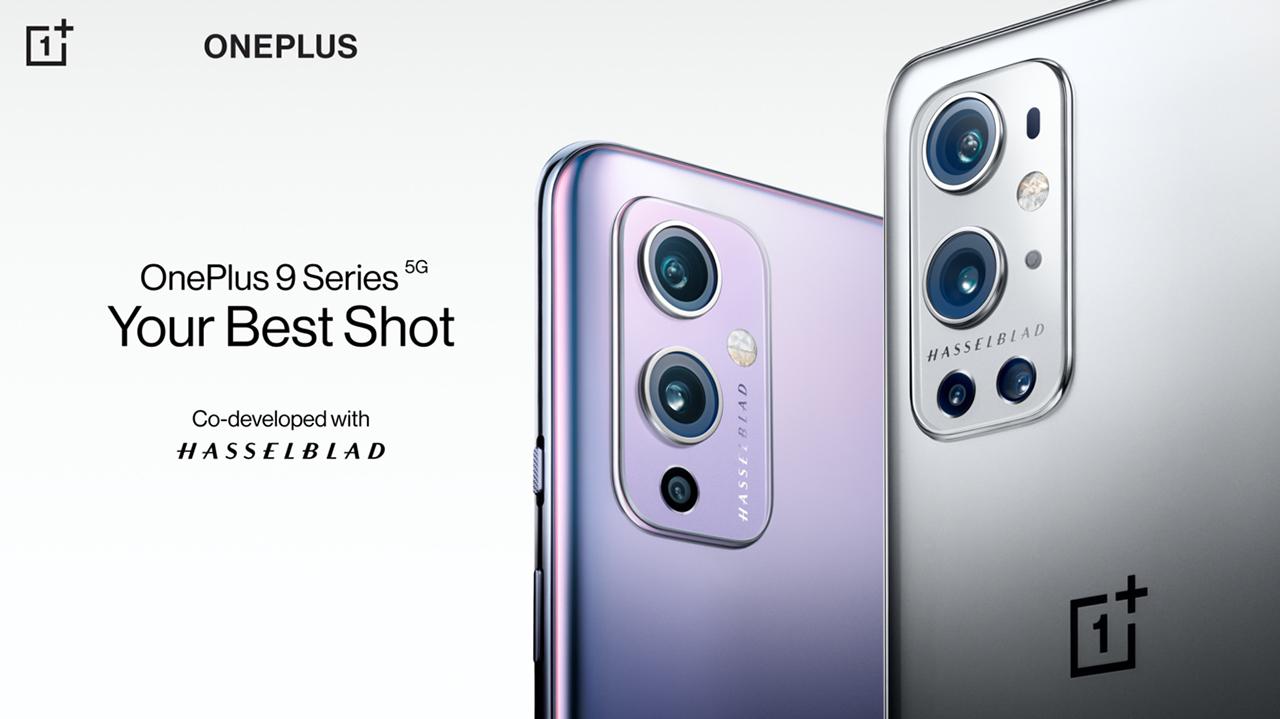 OnePlus 9 y OnePlus 9 Pro, dispositivos ultra-premium con cámaras Hasselblad