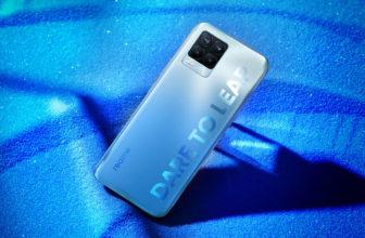Realme 8 Pro, un flagship económico que hace hincapié en la cámara