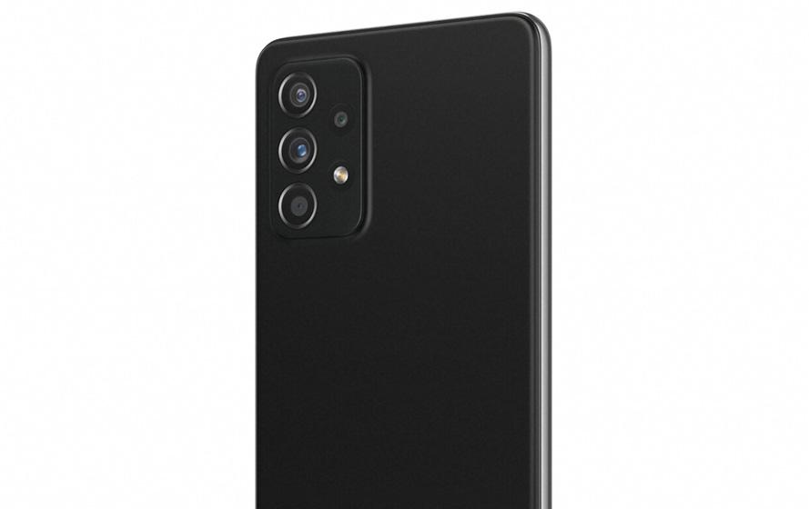 Samsung Galaxy A52 - Cámaras