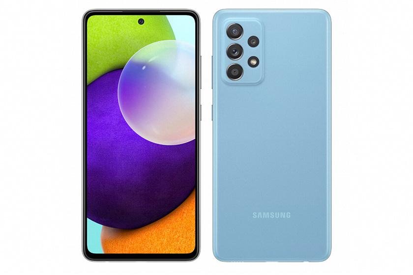Samsung Galaxy A52 y A52 5G