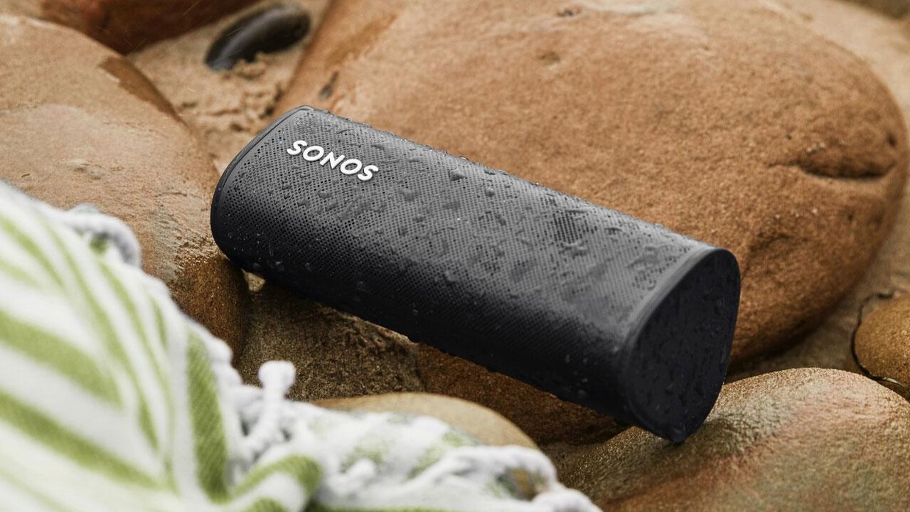Sonos Roam, el altavoz portátil más económico de Sonos hasta la fecha