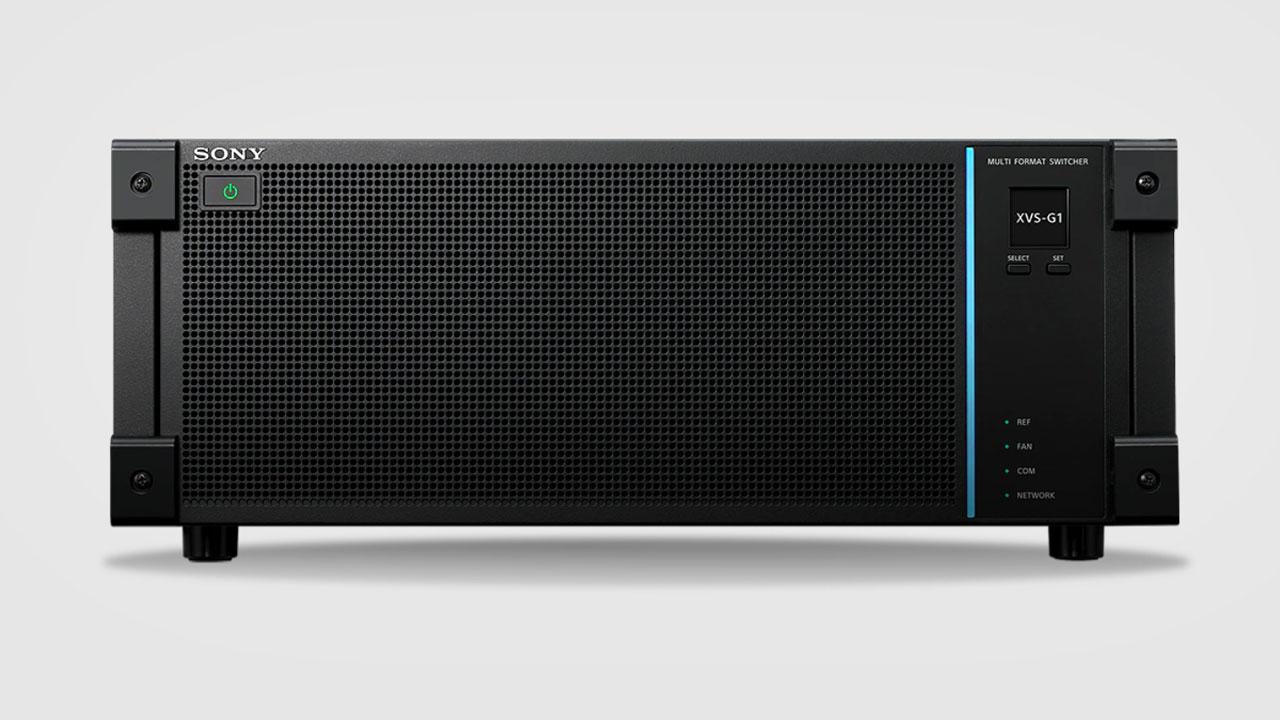 Sony XVS-G1 Destacada