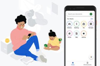 Stack, Google lanza una App con IA para escanear y organizar documentos