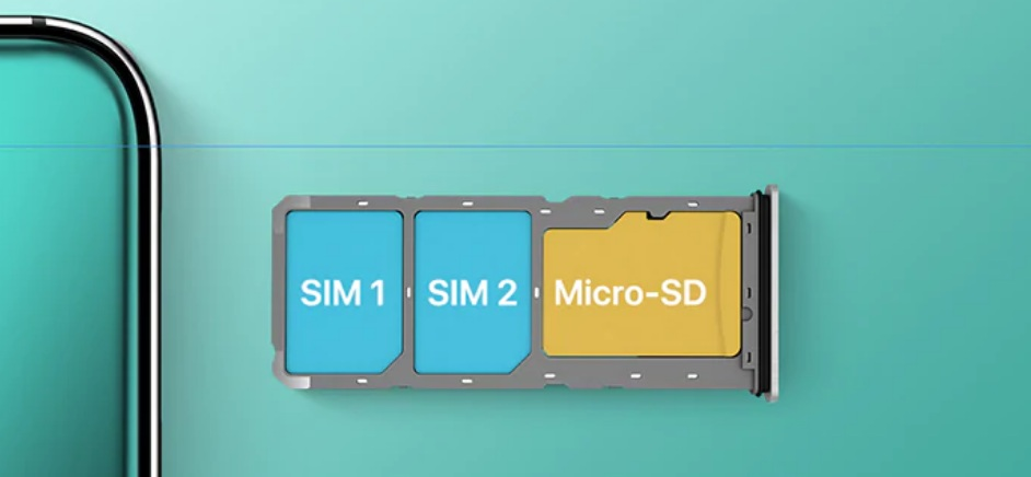 UMIDIGI A9 Pro - Tarjeta SIM