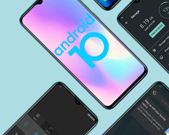 Ulefone Note 9P - Android 10