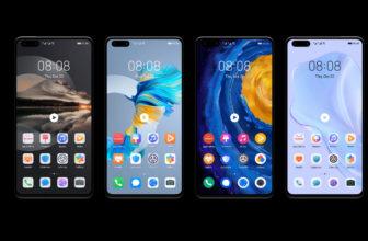 emui 11 smartphones de huawei