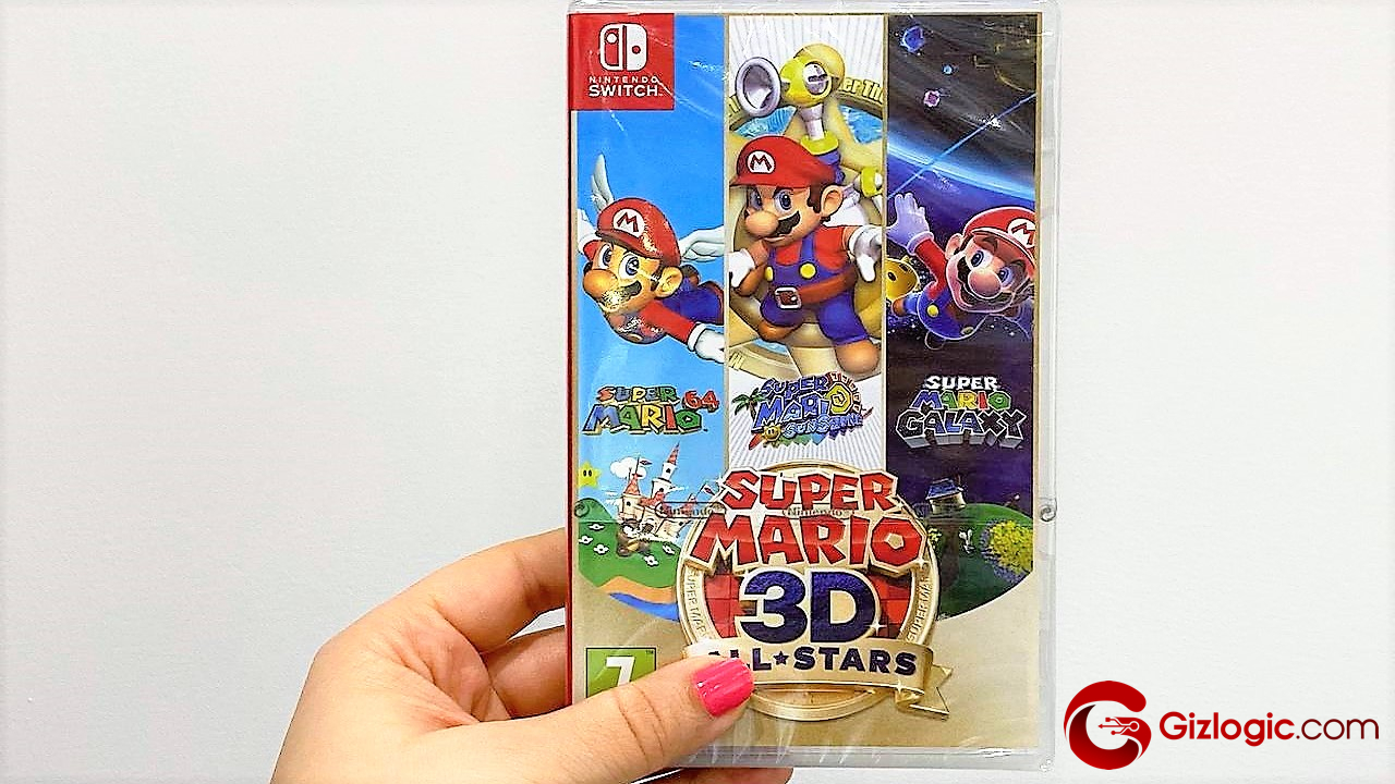 super mario 3d all stars 1