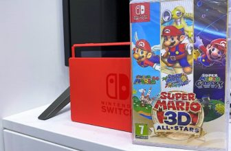 super mario 3d all stars nintendo switch