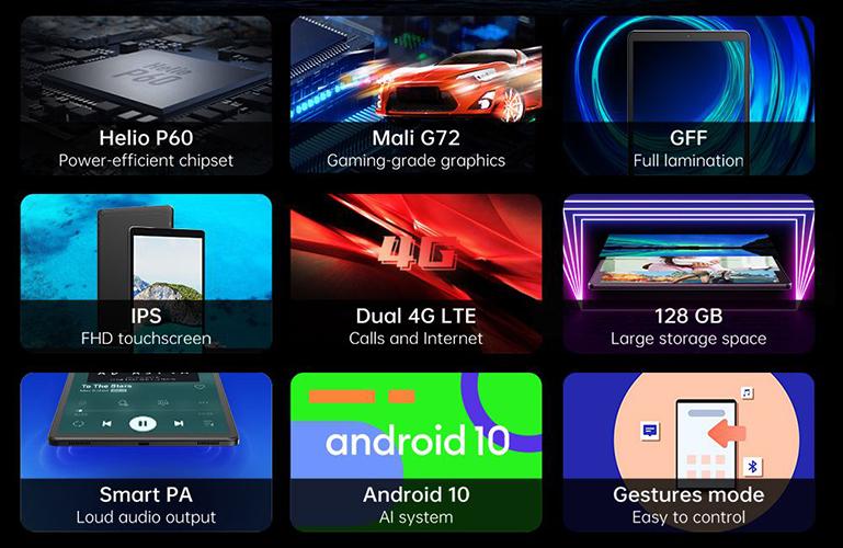 Alldocube iPlay 30 Pro - Características
