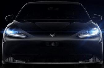 Arcfox Alpha S, un coche eléctrico y autónomo con HarmonyOS de HUAWEI