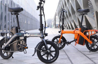 FIIDO L3, una bici eléctrica para darle la vuelta al mundo