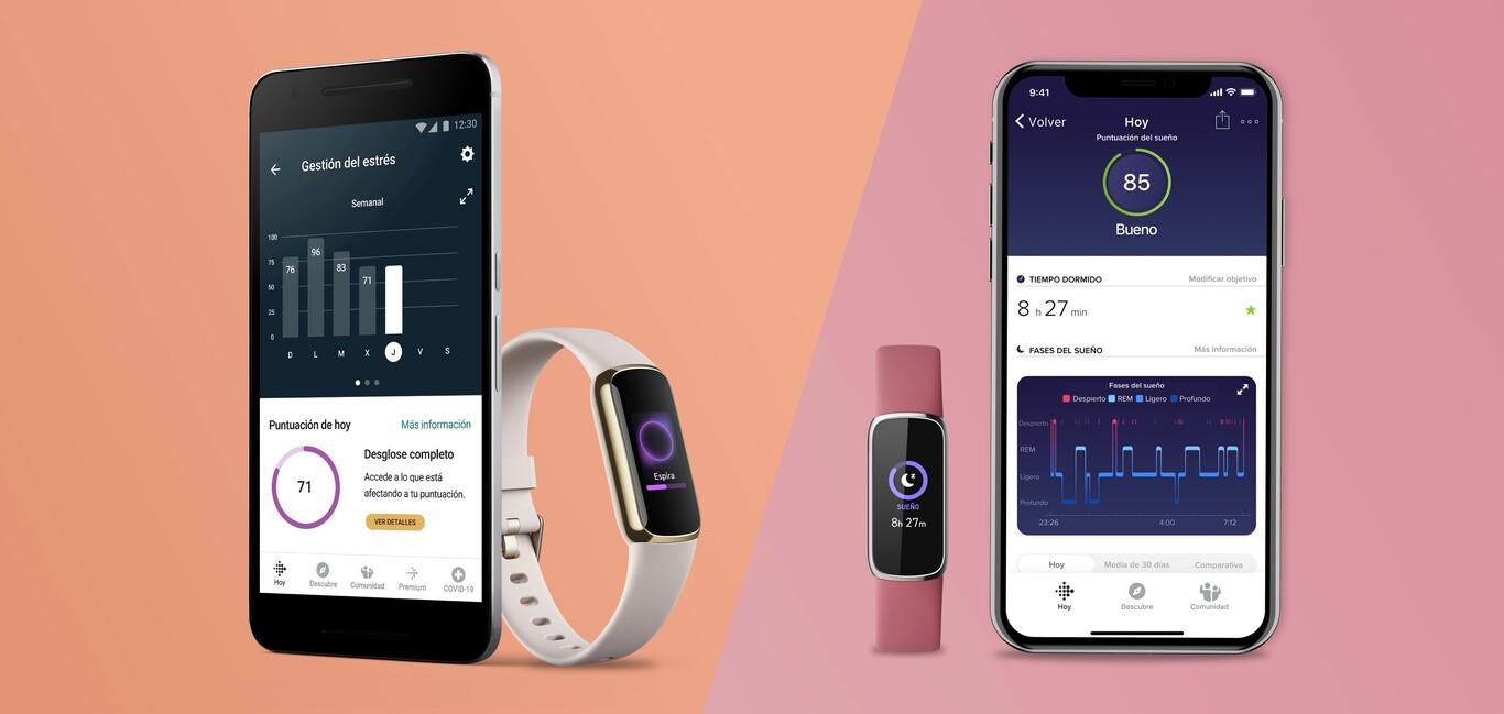Fitbit Luxe - Funciones