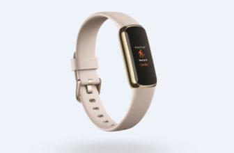 Fitbit Luxe, elegancia pura y cuidado de la salud en esta pulsera inteligente