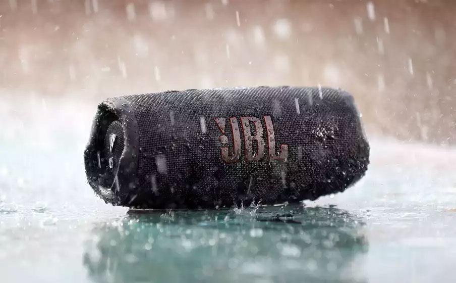 JBL Charge 5 - Certificación IP67