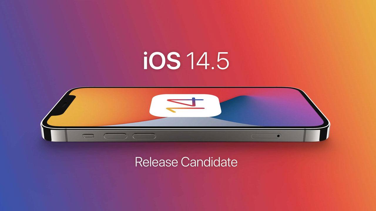 La Release Candidate de iOS 14.5 ya está aquí