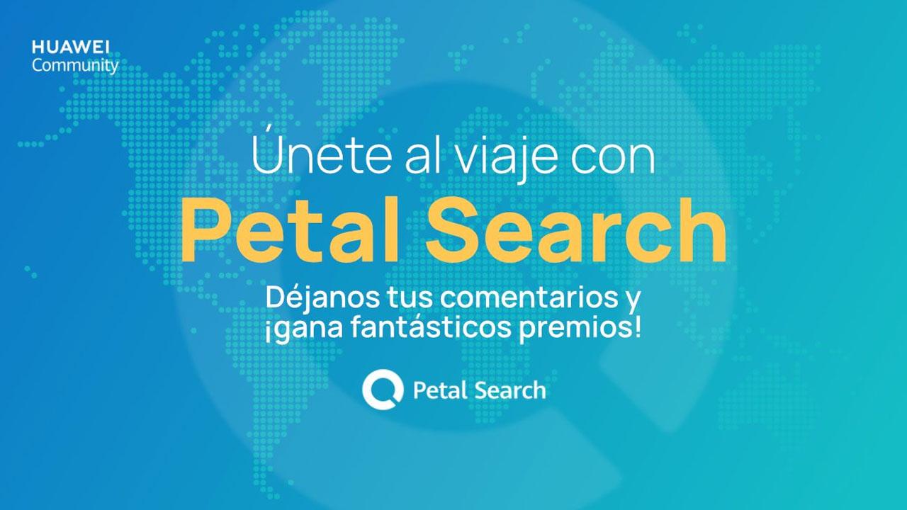Petal Search, Huawei nos invita a contribuir con su desarrollo