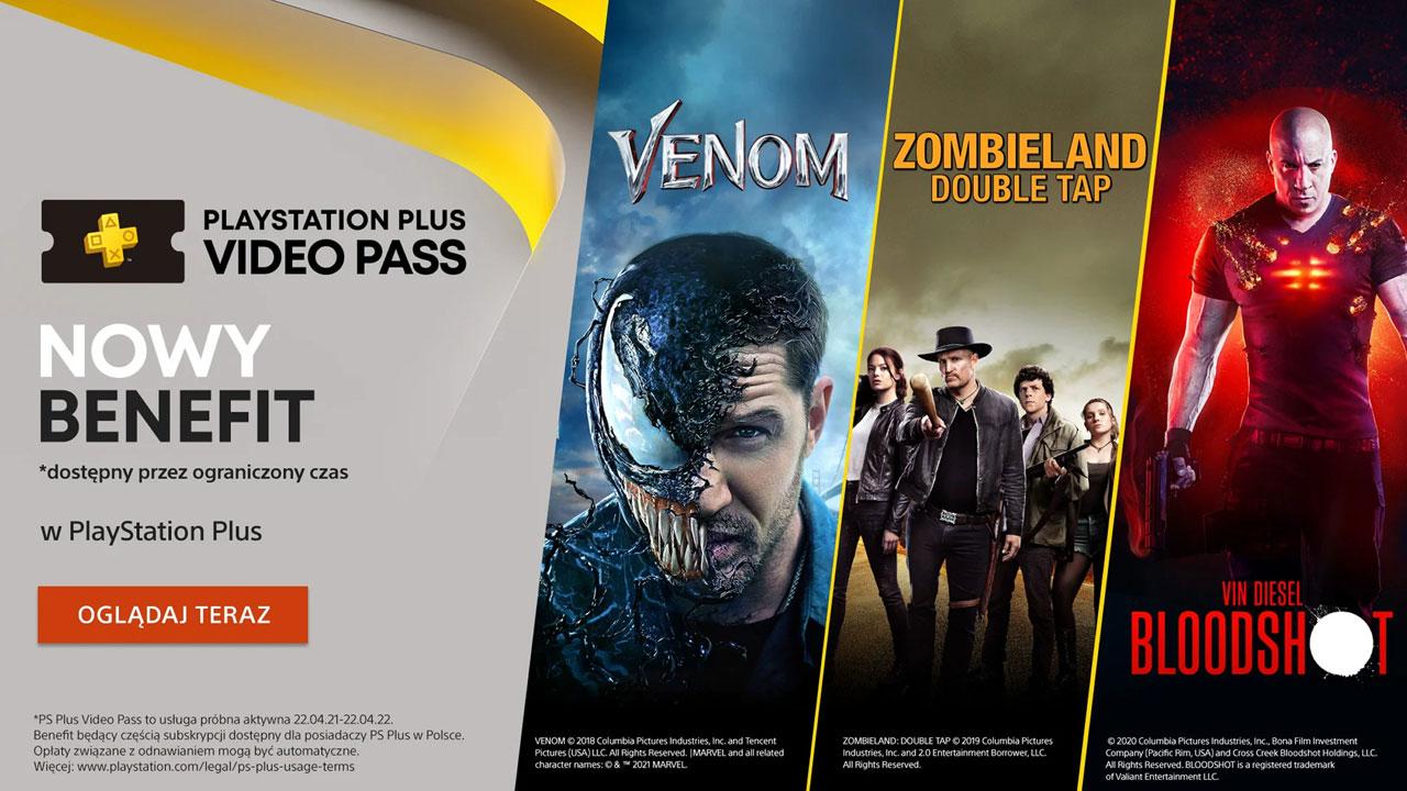 Playstation Plus Video Pass, Sony prueba un servicio de streaming en Polonia