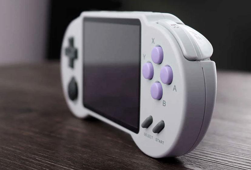 Pocketgo S30 - Diseño