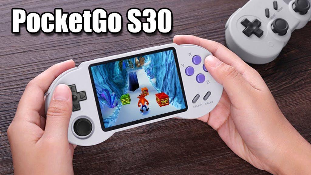 Pocketgo S30 - Juegos