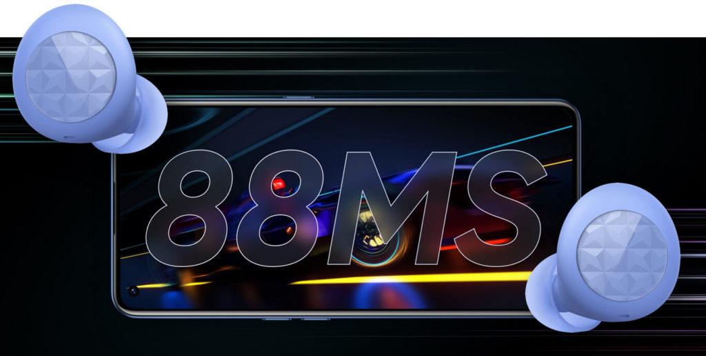 Realme Buds Q2 - Game Mode